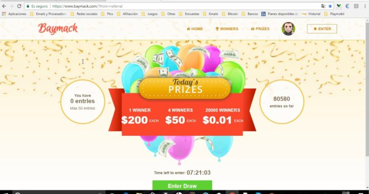 Mejores páginas para ganar dinero por internet 2017!! Dinero sin INVERTIR