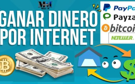 Mejores Paginas Para Ganar Dinero Por Internet FIABLES | Sin Invertir | 2017 ACTUALIDAD