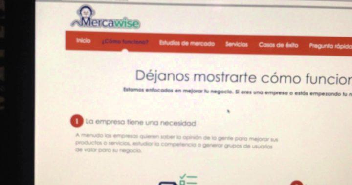 Mercawise gana dinero online fácil y rápido contestando encuestas sin invertir un solo peso.