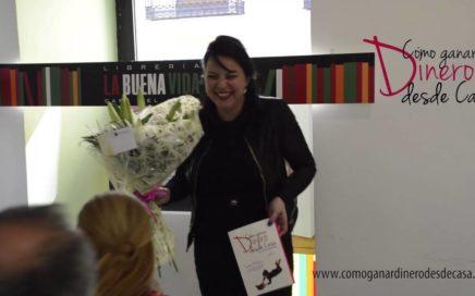 Multinivel: Cómo ganar dinero desde casa, presentación libro de Susana Rodríguez