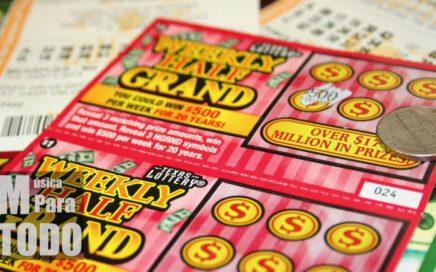 Música para Ganar la lotería 3 veces (No 2 ni 4, sino 3)