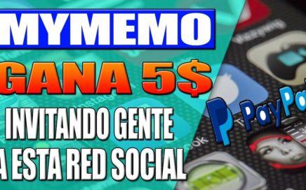 MyMemo | Nueva Red Social Que Te Paga Por Dar Likes, Compartir, Comentar, Etc | Incrementa Tu Sueldo