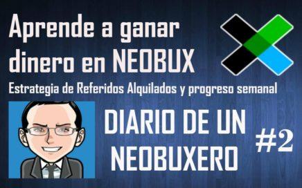 Neobux 2017 | Maneras Legítimas de Ganar Dinero Desde Casa | Progreso Semanal # 2