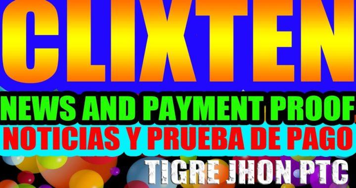 News - Noticias Sobre Buxten o Clixten | Clixten - Buxten Trusted - Confiable PTC Paga