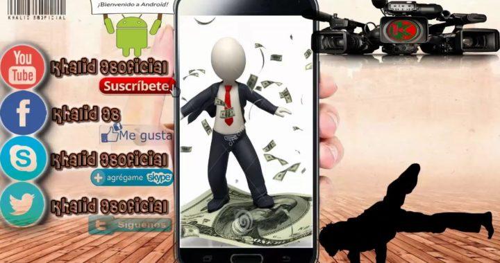 'No Paga' Ganar Dinero | en Android | GRATIS |fácil y rápido |PayPal| 2016