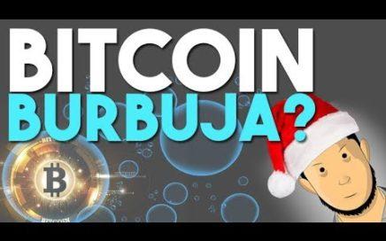 Noticias : Es Bitcoin una Burbuja ?