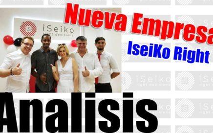 NUEVA EMPRESA ISEIKO RIght  - ANALISIS DE INVERSION español