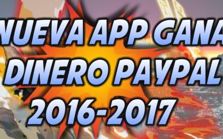 Nueva Increible App Ganar Dinero Para Paypal,Steam,Amazon-2017//TutosCarlos//