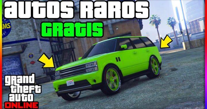 ¡NUEVO! CONSEGUIR AUTOS RAROS *FACIL Y RAPIDO* EN GTA V ONLINE 1.41 (PS4, XBOX ONE)