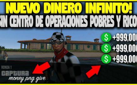 NUEVO DINERO INFINITO SIN CENTRO DE OPERACIONES BRUTAL EL MAS FACIL QUE A EXISTIDO GTA 5 1.41 BRUTAL