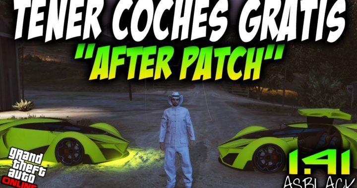 !NUEVO! - DUPLICAR CUALQUIER COCHE GRATIS - GTAV Online 1.41 - AFTER PATCH - NUEVO METODO (PS4-XBOX)