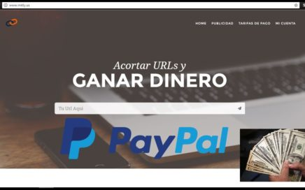 Nuevo Metodo Para Ganar Dinero por Internet - MITLY (COMPROBANTE DE PAGO) PAYPAL