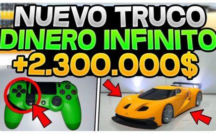 NUEVO TRUCO DINERO INFINITO SIN TOCAR EL MANDO! (AFK MONEY GLITCH) [GTA 5 ONLINE 1.41] (LEGAL)