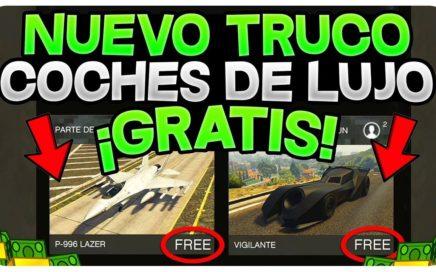 NUEVO TRUCO ¡TENER COCHES DE LUJO GRATIS! RÁPIDO Y FÁCIL! *GTA 5 ONLINE 1.41*