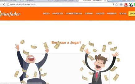 Páginas Para Ganar Apostando, Gana Dinero(Cambia Por Premios Increibles)