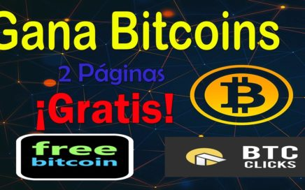 Páginas para Ganar Bitcoin Gratis| Gana Dinero por Internet| DINERO ONLINE VENEZUELA