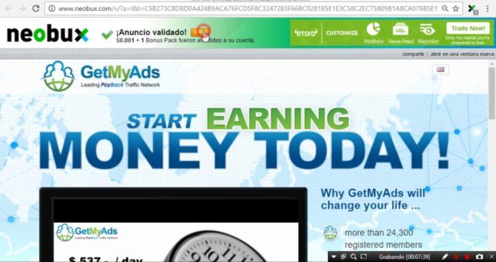 Paginas para ganar dinero desde casa y seguro 2016-7