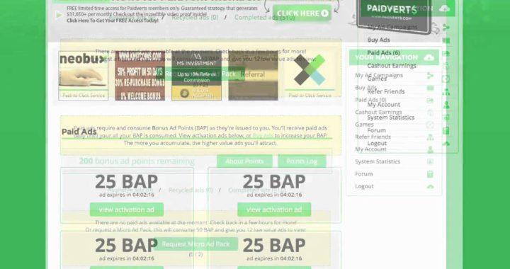 Paidverts Gana Dinero Online!!! Como Realizar las Tareas Diarias
