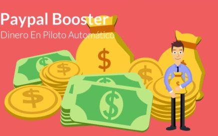 Paypal Booster | Pruebas de Pago | Como Ganar Dinero Para Paypal