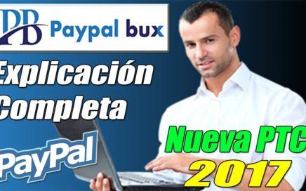 Paypal Bux Explicación Completa | Gana Dinero Gratis con Anuncios, Ofertas, etc | Gokustian