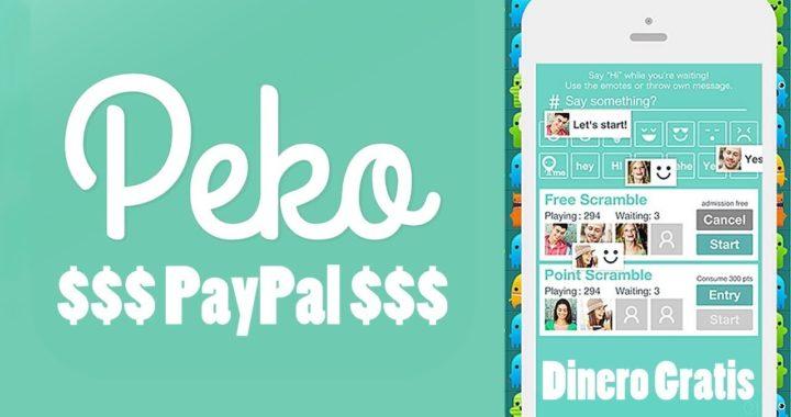 Peko: la aplicación que te paga por jugar (Gana dinero con tú móvil)