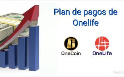 Plan de compensación de Onelife. Cómo se gana dinero con Onecoin.