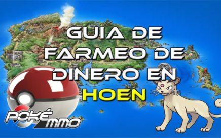 POKEMMO   NPC que dan más DINERO en Hoenn - Cómo conseguir dinero - PokeMMO how to make money