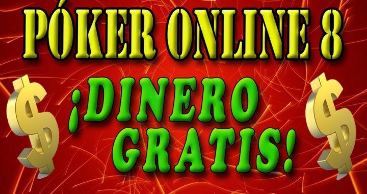 [POKER ONLINE-8] ¡PUEDES GANAR DINERO GRATIS! / Pokerstars / 888Poker