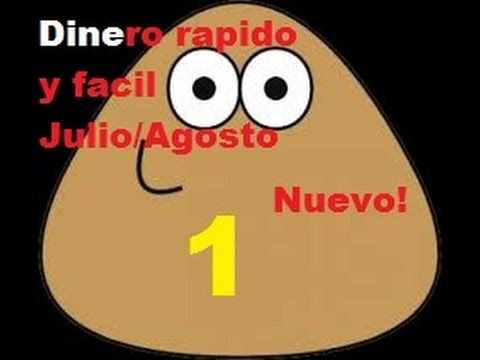 Pou - 1.- Ganar dinero rapido 2014