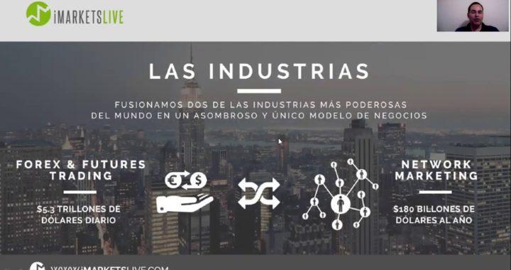 Presentacion Oportunidad de Negocio iMarketsLive | FOREX | Ganar Dinero Online