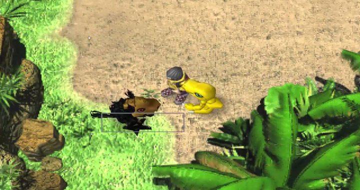 PS1: Digimon World 1l Como ganar dinero rapido l Evolucion Bakemon