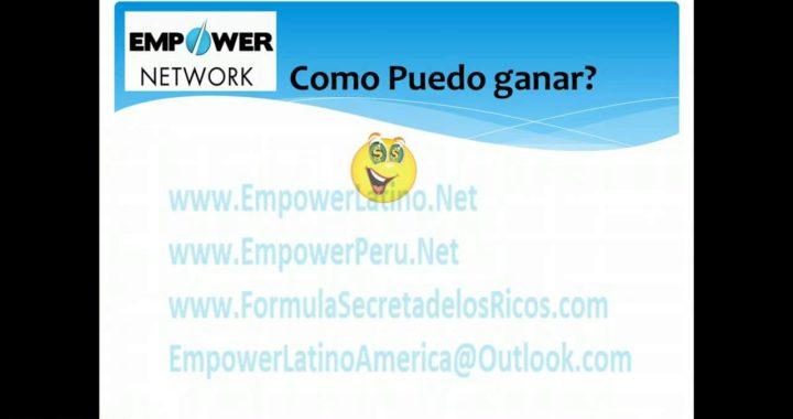 QUE ES EMPOWER NETWORK ?