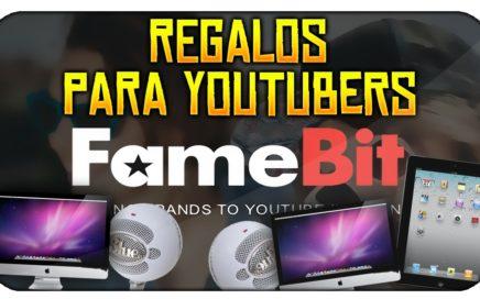 Que es FameBit y como trabajar con ellos Como ganar dinero extra y ganar premios en youtube