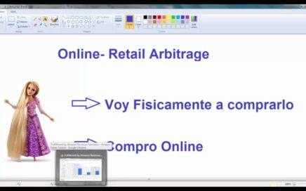 Que es Online y Retail Arbitraje Amazon FBA? Puedo ganar dinero con ese sistema?