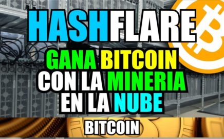 Registro en Hashflare + Comprobante de pago | Mineria de Bitcoin en la Nube
