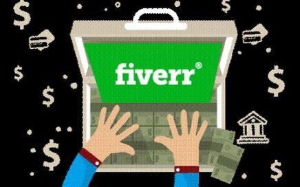 Retiro de dinero desde FIVERR a PAYPAL
