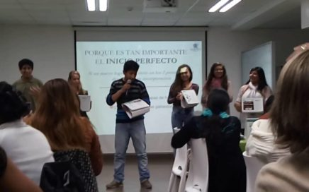 Reunión de Oportunidad Oriflame Millenials Perú