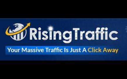 Rising Traffic | Ganar Dinero Rapido |  Pre Lanzamiento - Ganar Dolares Facil