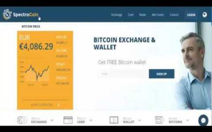 RUNCPA SPECTROCOIN - Como Ganar $50,00 al dia  sin Inversión en CPA - Pago BITCOIN
