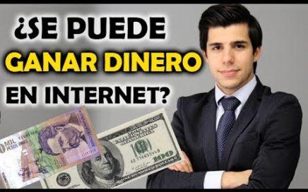 ¿Se puede ganar DINERO FÁCIL en Internet? - ¿CÓMO SE GANA DINERO EN INTERNET?