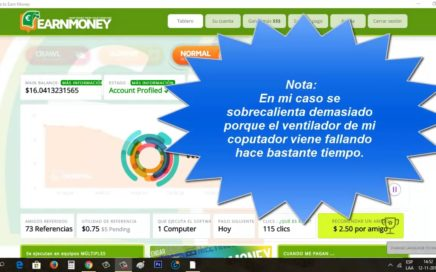 Si usas Earn Money Network muy Importante ver este vídeo