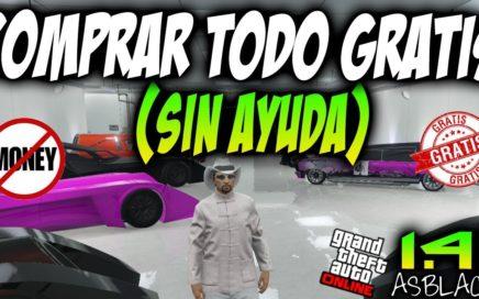 !SIN AYUDA! - COMPRAR TODO GRATIS (FREE) - GTAV Online 1.41 - DINERO INFINITO - (PS4-XBOX-PC)