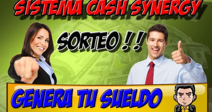 Sistema Cash Synergy | Como Ganar Dinero Para Paypal 2016 | Cash Synergy Sorteo