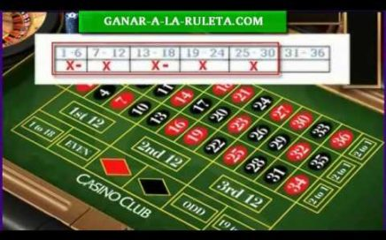 Sistema Para Ganar Dinero Jugando a la Ruleta