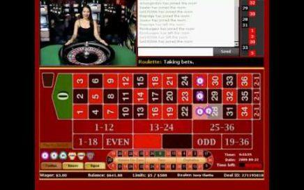 Sistema y  Metodo para Ganar Dinero a la Ruleta o Casino on line