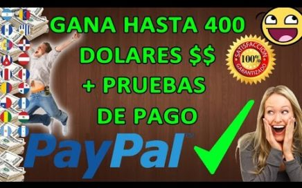 Snuckls / Gana Dinero Viendo Videos de Youtube / NEW 2017 Paypal RP GRATIS