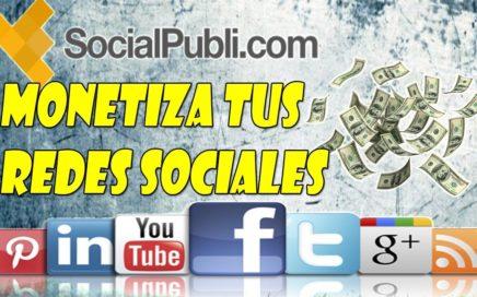 SocialPubli Cómo Funciona, Monetiza tus Redes Sociales y Gana Dinero a Paypal | Gokustian