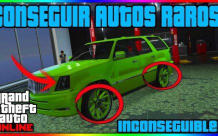 SOLO! GUARDAR AUTOS RAROS DE MISIONES!! *FACIL* GTA V ONLINE 1.41