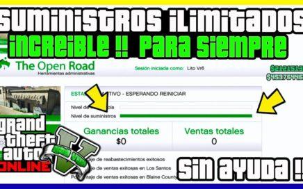 """*SOLO* INCREIBLE!! EL MEJOR TRUCO PARA POBRES EN """"GTA V ONLINE"""" TRUCO DE DINERO INFINITO"""