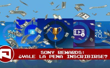 Sony Rewards ¿Vale la pena inscribirse?